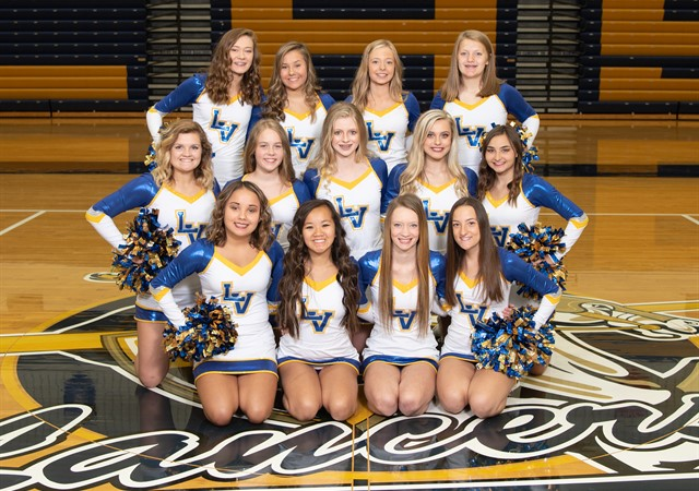 Competition Cheer Team