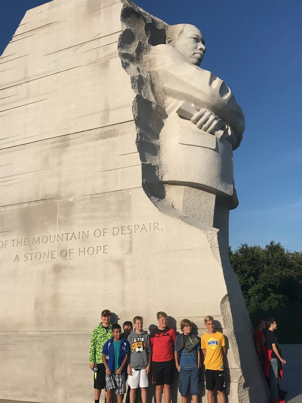 Washington D.C. trip - 2018