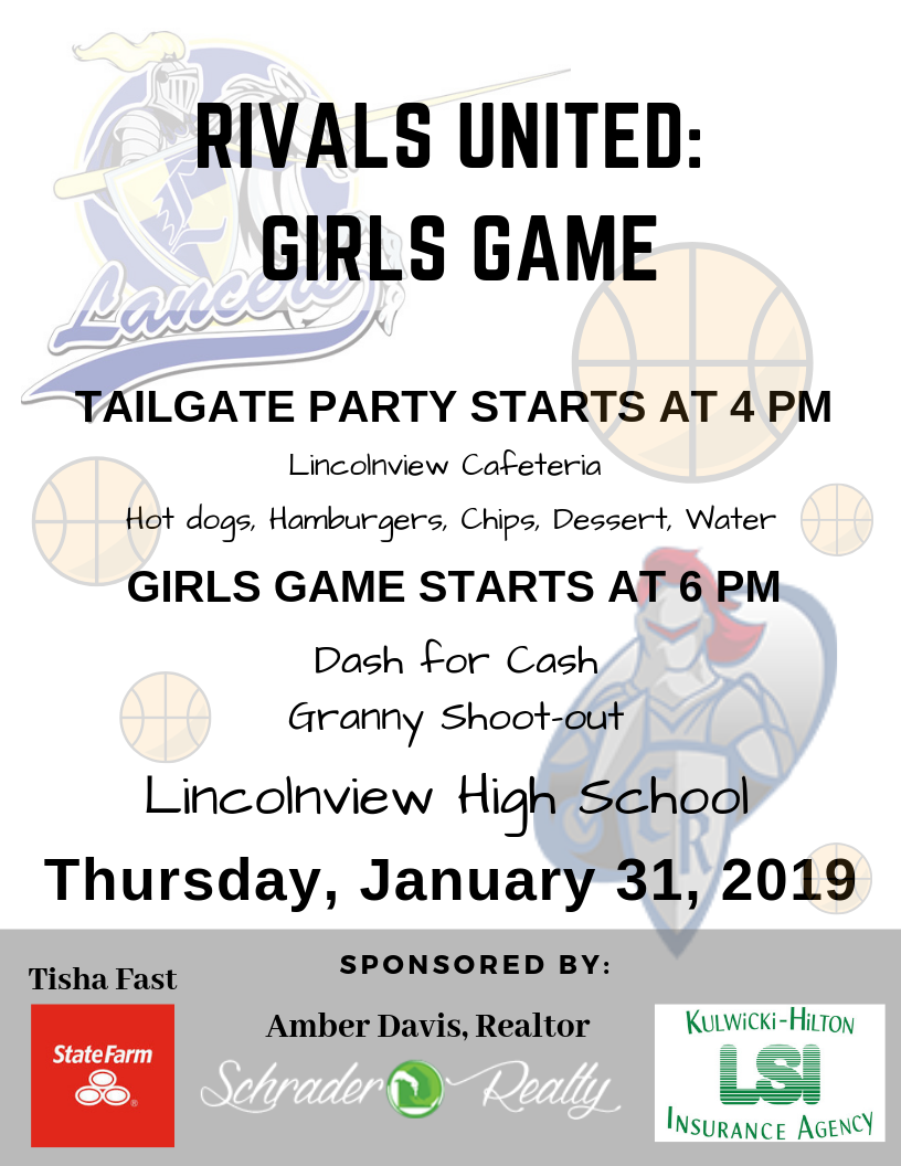 Rivals United: Girls Game